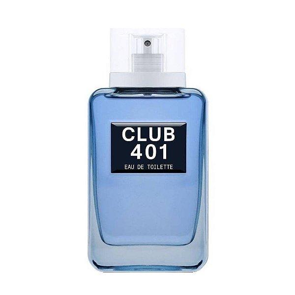 Perfume Paris Bleu Club 401 EDT M 100ML