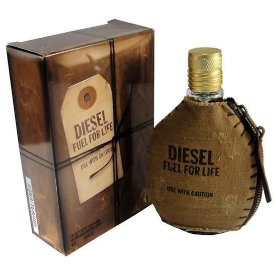 Perfume Diesel Fuel For Life EDT 125ML