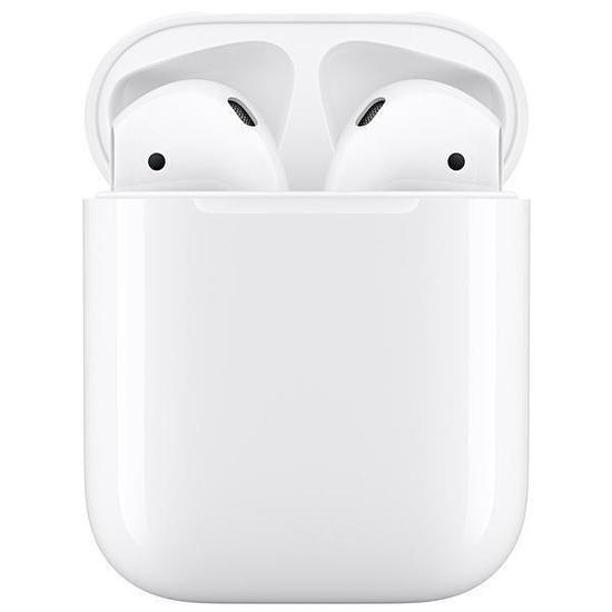Fone de ouvido apple airpods mmef2be/a