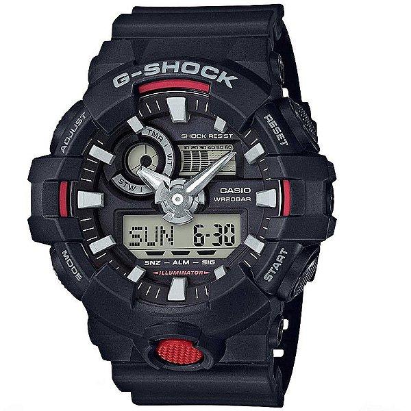 Relógio Casio G-Shock GA-700-1ACR M