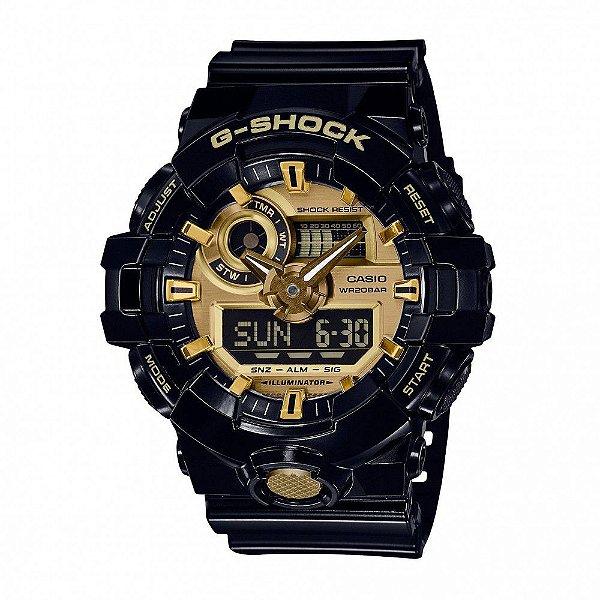 Relógio Casio GA-710-GB M