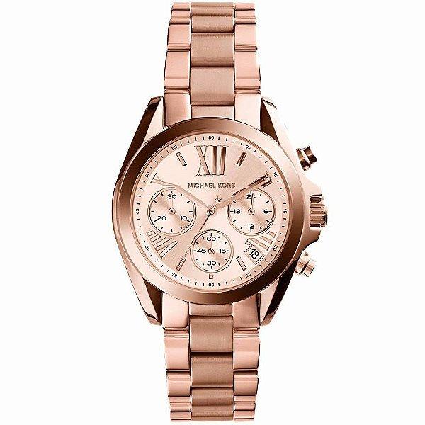 Relógio Michael Kors MK5799 F Rosé