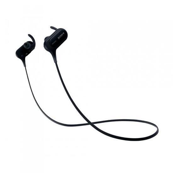 Fone de Ouvido Sony Mdr-xb50bs Microfone Bluetooth Preto