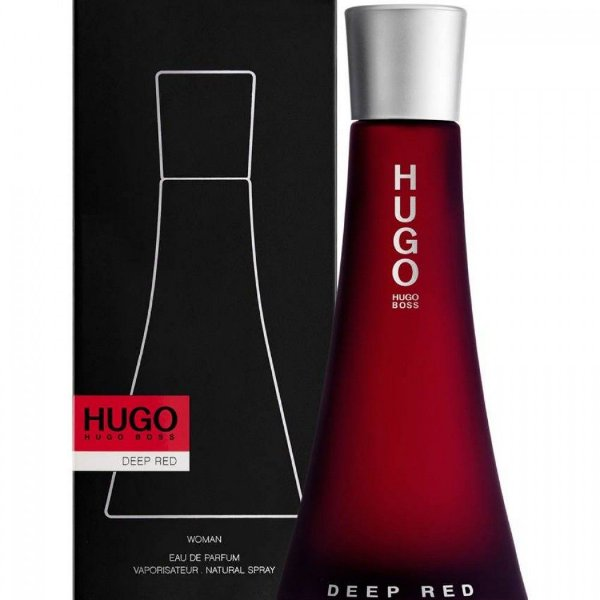 Perfume Hugo Boss Deep Red EDP 50ml