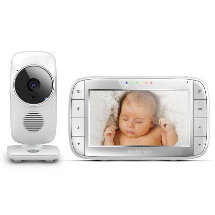 Babá Eletronica Motorola MBP 48 4,8 polegadas  2,4 GHZ