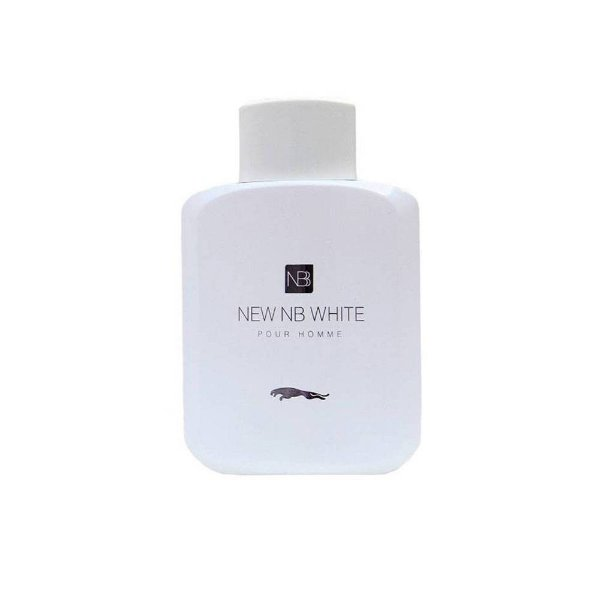 Perfume New Brand New NB White Masculino EDT 100ML