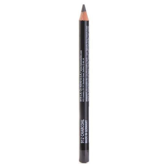 Lapis de Olho NYX Slim Eye Pencil SPE912 Charcoal