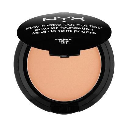 Po Facial NYX Stay Matte But Not Flat SMP09 Tan