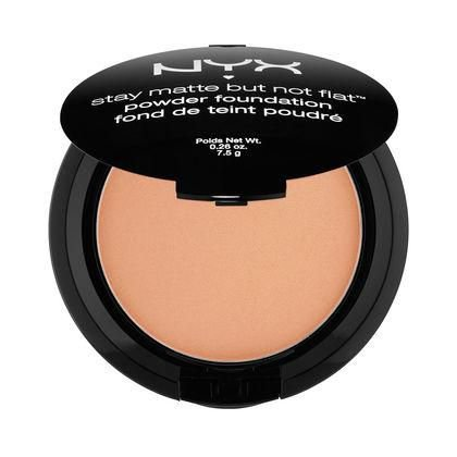 Po Facial NYX Stay Matte But Not Flat SMP10 Caramel