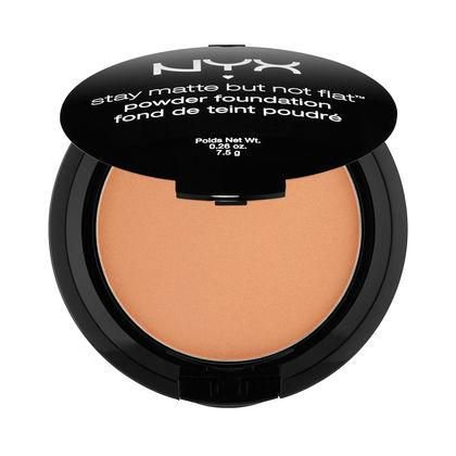 Po Facial NYX Stay Matte But Not Flat SMP012 Tawny