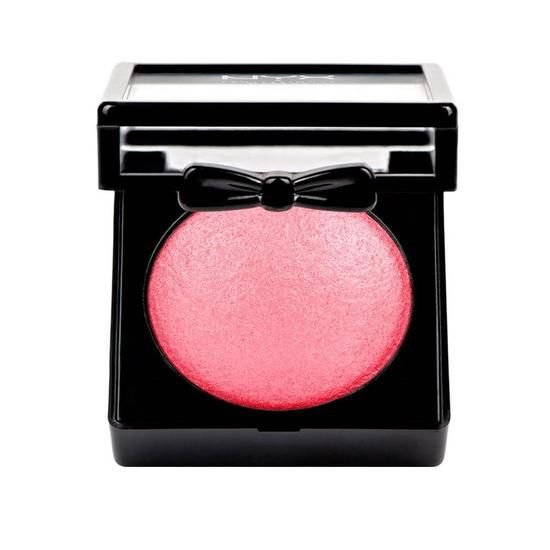 Blush NYX Baked Blush BBL02 Statement Red
