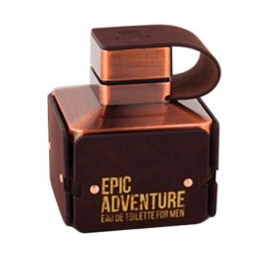 Perfume Emper Epic Adventure Pour EDT M 100ML
