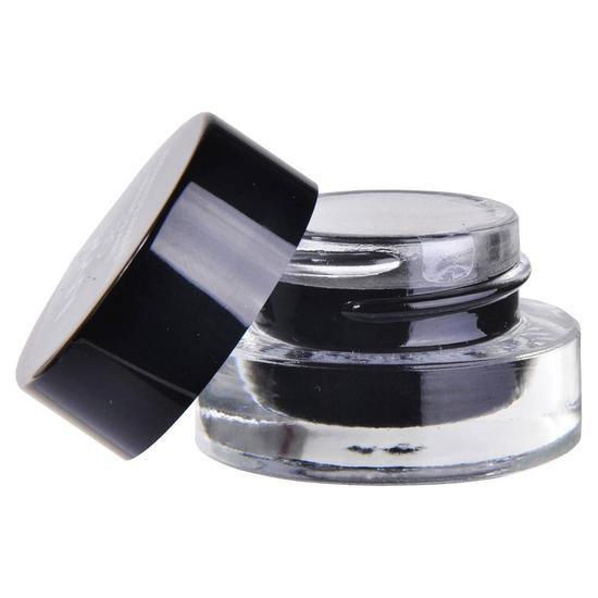 Delineador Em Gel NYX Gel Liner & Smudger Glas 01 Betty/Jet Black