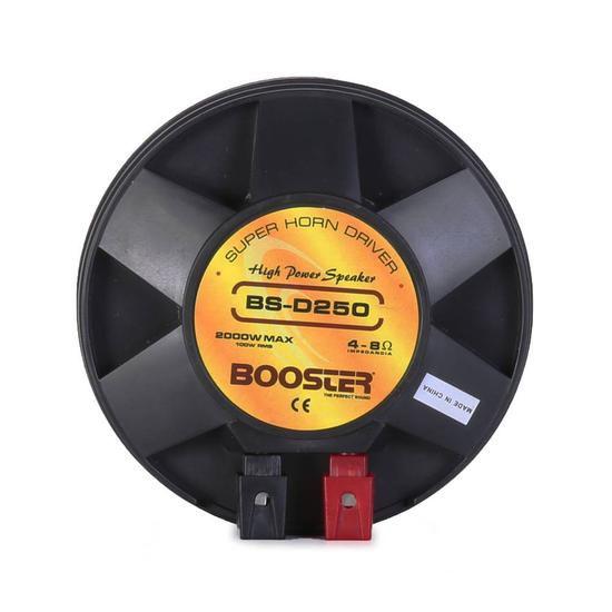 Alto Falante Booster Drive Corneta BS-D250 12 polegadas  2000W Und