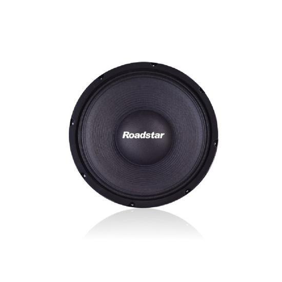 Alto Falante Roadstar RS-1214 12 polegadas 1000W Cone Seco