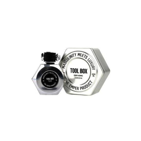 Perfume Emper Tool Box Pour Homme Silver EDT M 100ML