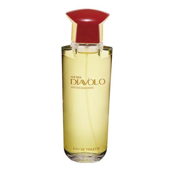 Perfume Antonio Banderas Diavolo EDT Masc.100ML