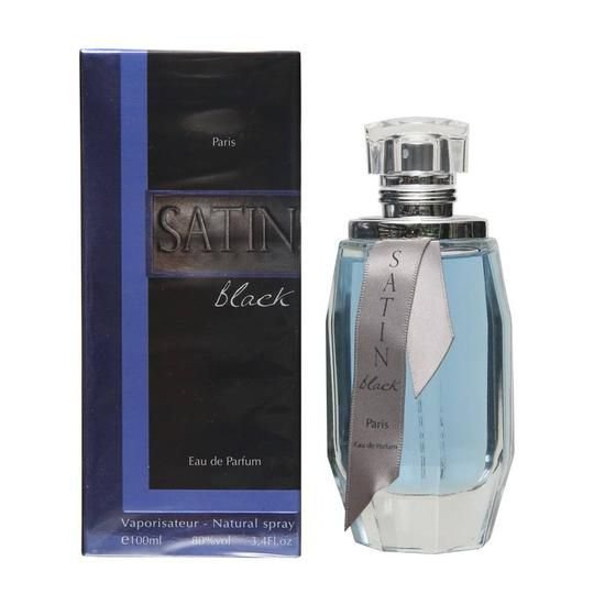 Perfume Elodie Roy Satin Black Edp 100ML