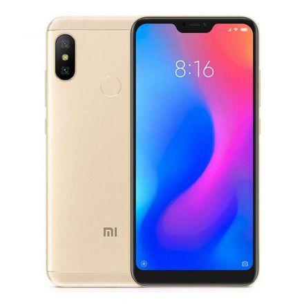 Smartphone Xiaomi Mi A2 Lite Dual Global 64GB 4GB Dourado