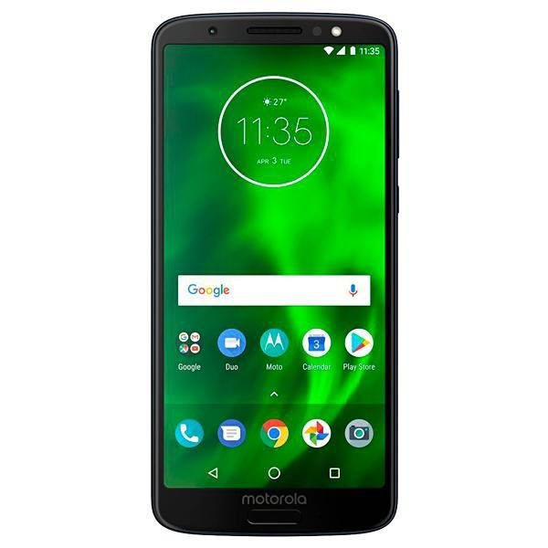 Smartphone Motorola Moto G6 Plus 64GB XT1926 Desbloqueado Indigo