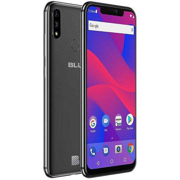 """Smartphone Blu XI+ Dual Sim LTE 6.2"""" FHD 128GB/6GB Preto"""