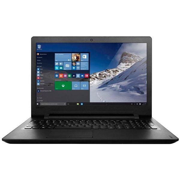 "Notebook Lenovo 110-15ISK 15.6"" 2.1GHz/4GB-500GB HD - Preto"