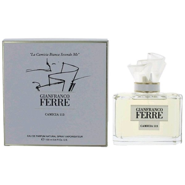 Perfume Gianfranco Ferre Camicia 113 EDP F 100ML
