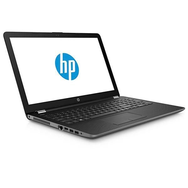 "Notebook HP 15-BS087CL I7 15.6"" 2.7GHZ 8GB Ram 2TB HD Cinza"