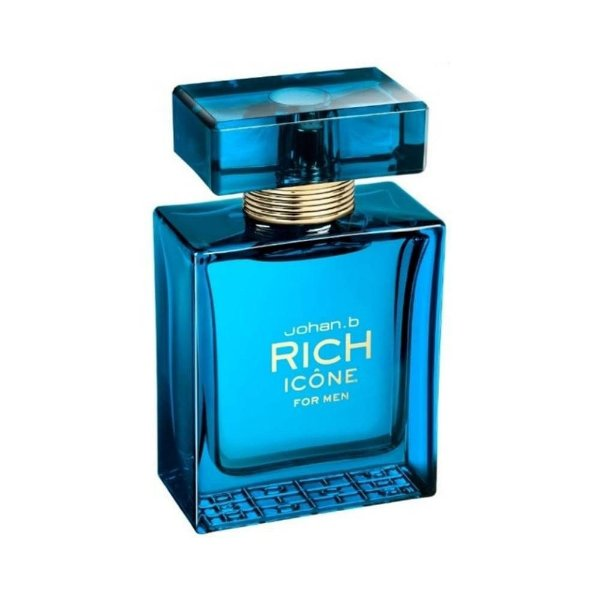 Perfume Rich Icone For Men EDT M 90ML