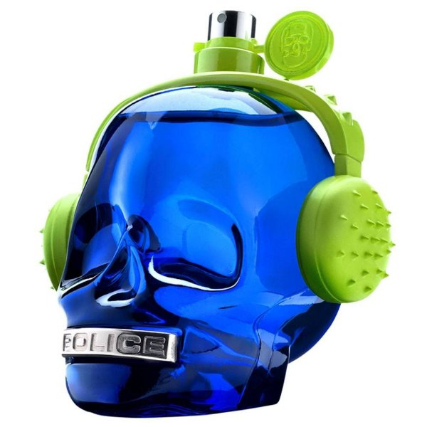 Perfume Police To Be Mr Beat EDT M 125ML