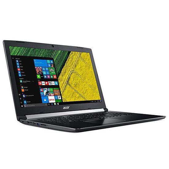 Notebook Acer Aspire 5 A517-51-74WM 17.3 2.7GHZ 8GB  Preto