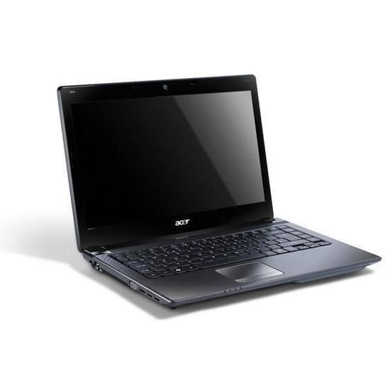 Notebook Acer Aspire 4560-7492 14 1.5GHZ 4GB 500GB Preto