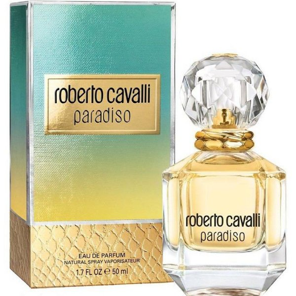 Perfume Roberto Cavalli Paradiso EDP F 50ML
