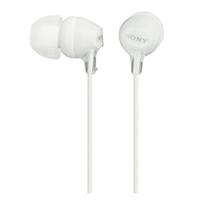 Fone de ouvido Sony MDR-EX15LP - Branco