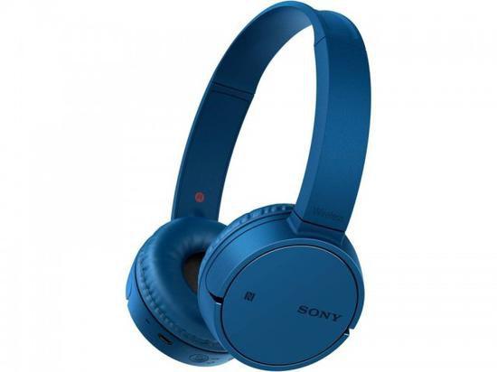 Fone de Ouvido Sony CH500 - Bluetooth - Azul