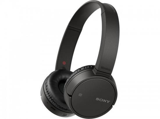 Fone de Ouvido Sony CH500 - Bluetooth - Preto