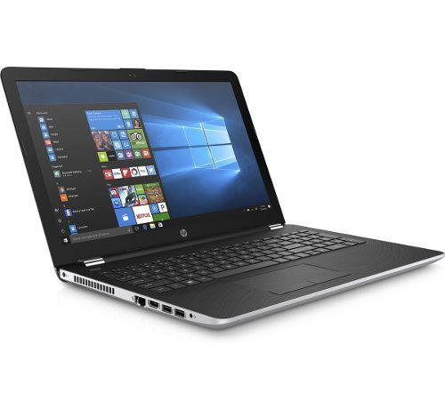 Notebook Hp 15-bs061st Intel-n3710 8gb 500gb Windows 10