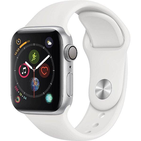 Apple Watch Series 4 40mm Prateado Smartwatch