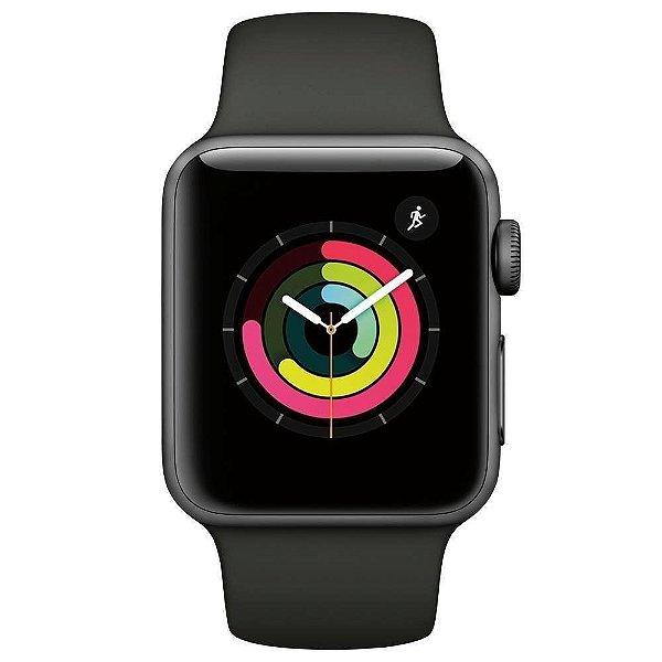 Apple Watch Series 3 42mm Aluminio Space Gray Smartwatch