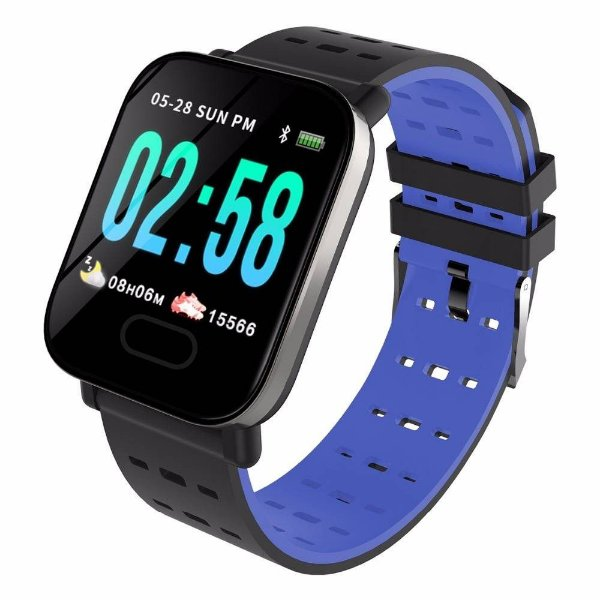 Smartwatch Midi MD-A6 Azul