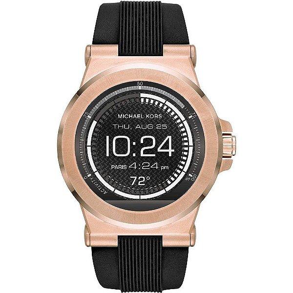 Smartwatch Michael Kors Access Dylan MKT5010 Dourado Preto