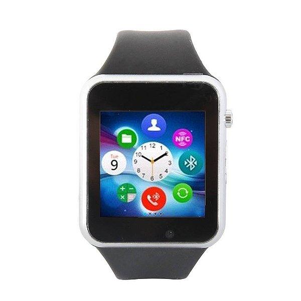 Smartwatch Midi MD-A1 Prateado