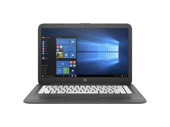Notebook HP 14-CB103CA N4000/ 4GB/ 64SSD/ 14P/ W10 grafite