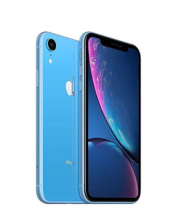 Celular Apple iPhone XR A2105 64 GB - Azul