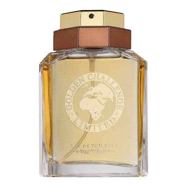 Perfume Omerta Golden Challenge Limited EDT M 100ML