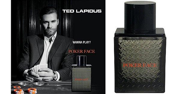 Perfume Lapidus Poker Face EDT M 50Ml