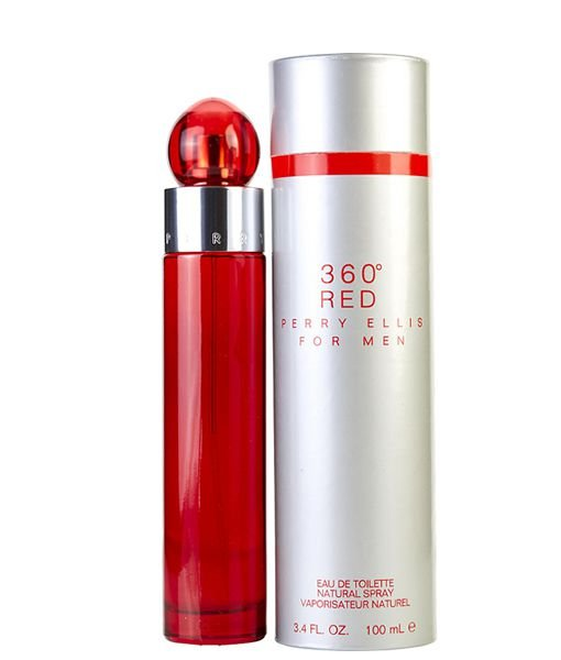 Perfume Perry Ellis 360 Red EDT F 100ML