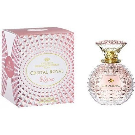 Perfume Marina de Bourbon Cristal Royal Rose EDP F 50ML
