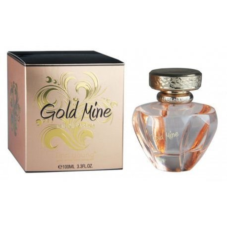 Perfume Linn Young Gold Mine EDP F 100mL