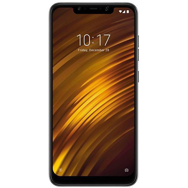 """Smartphone Xiaomi Pocophone F1 Dual SIM 128GB 6.18"""" - Cinza"""